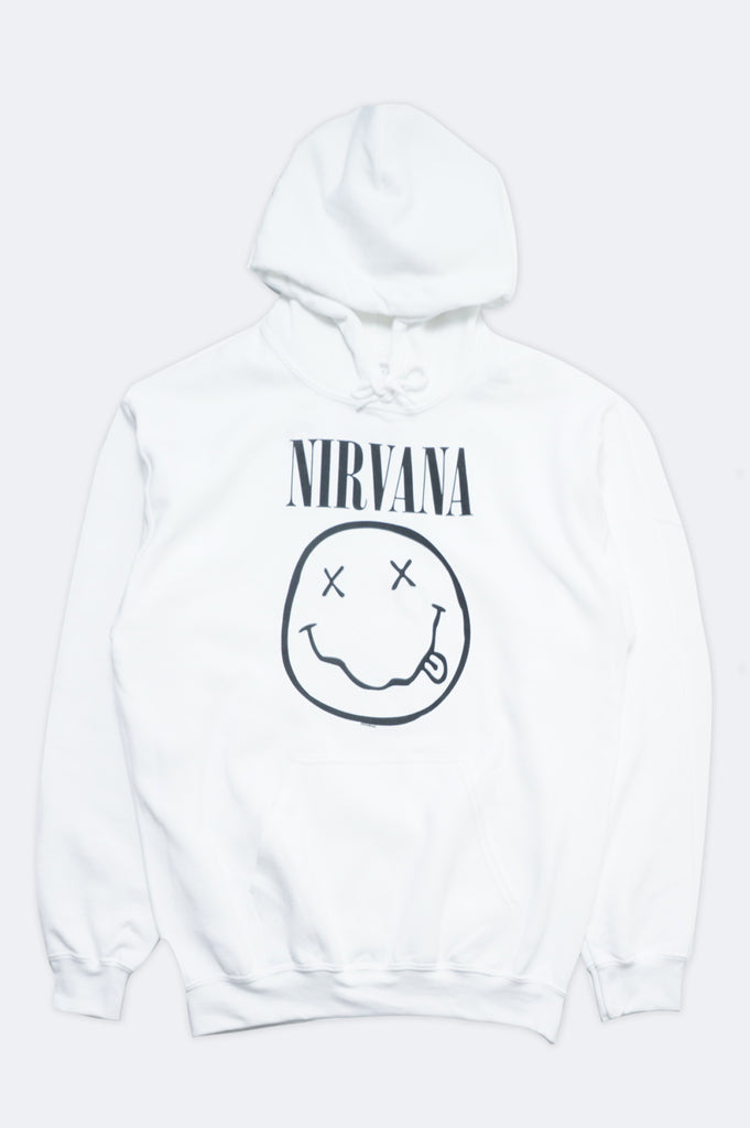 Aao Fashion Women Nirvana Cartoon Graphic Hoodie