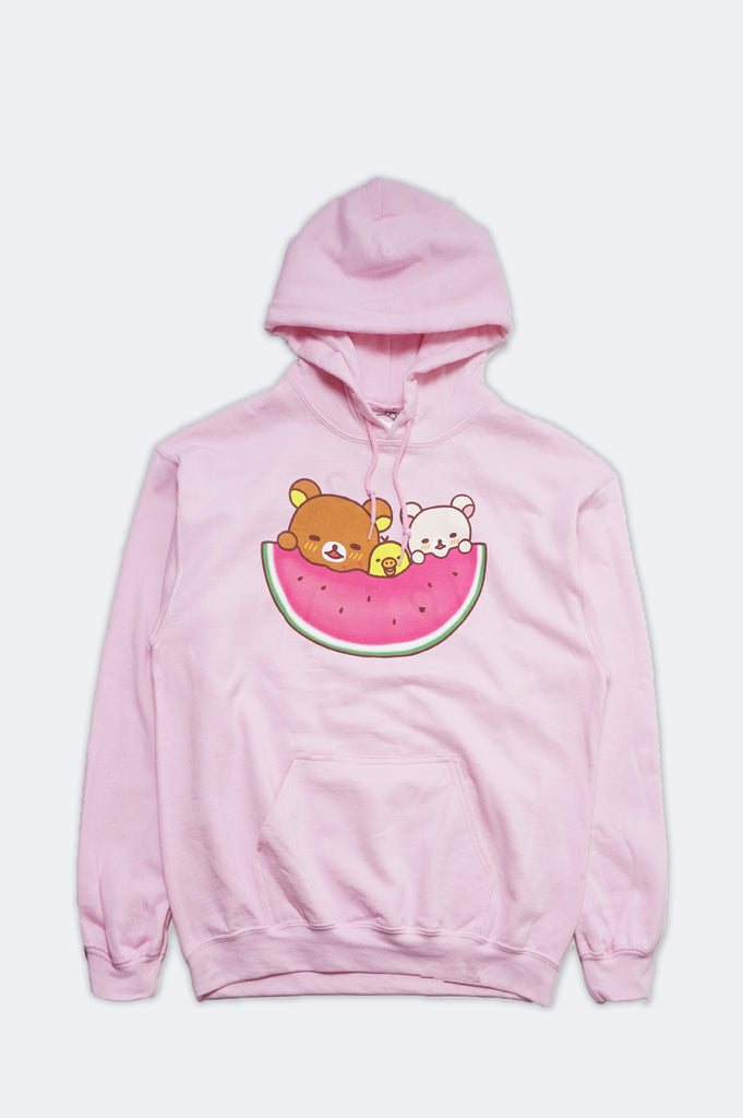 Aao Fashion Women Summer Melon Munch Pullover Graphic Hoodie