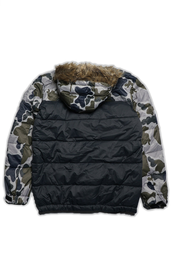 Members Only Men Snorkel Puffer Parka