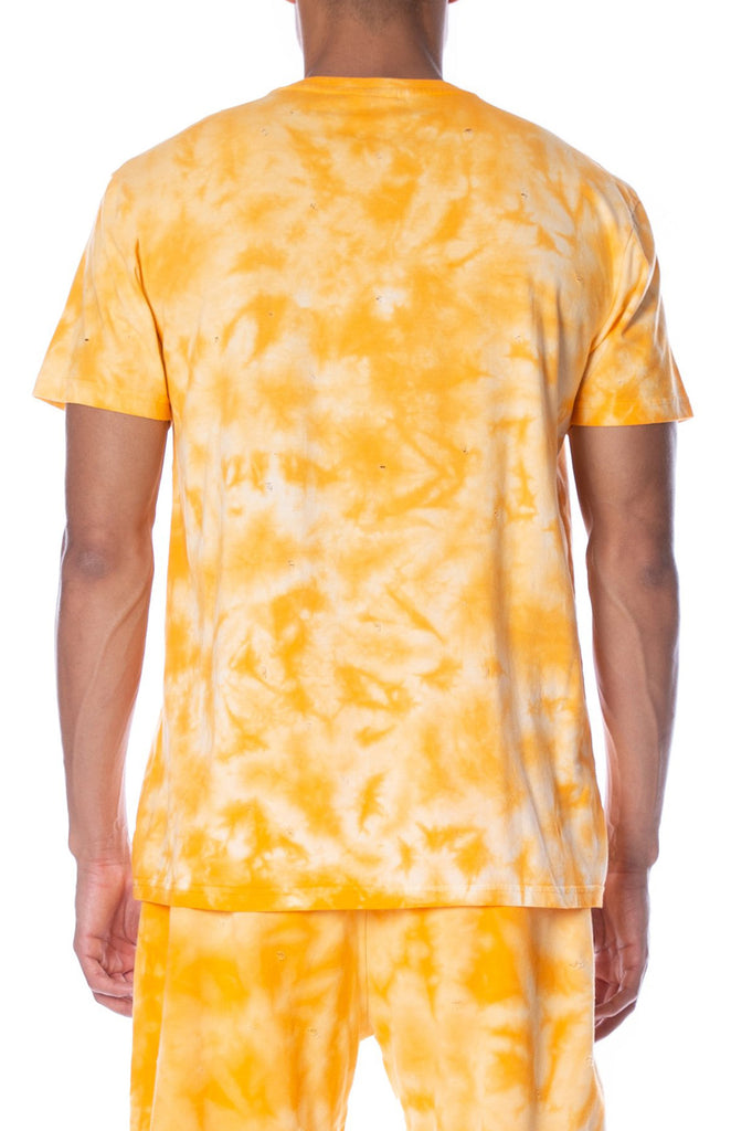 Kappa Men Tie Dye Authentic Costium T-Shirt