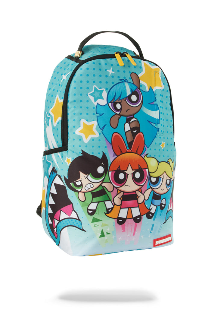Sprayground Acc Powerpuff Girls: Girls Don`t Cry Backpack