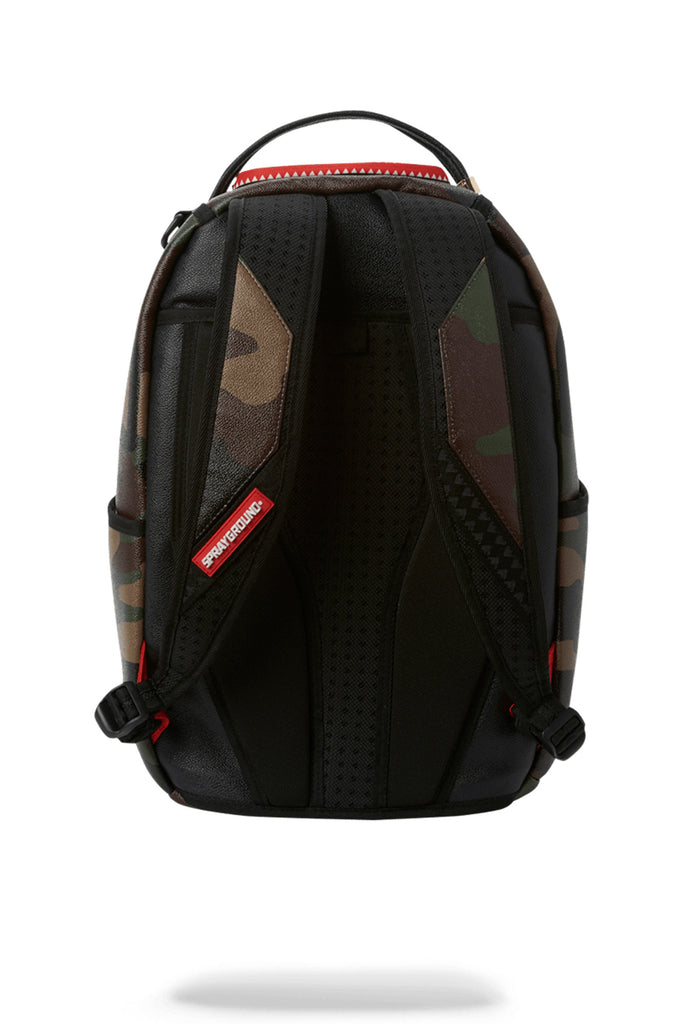 Sprayground Acc Commando Backpack