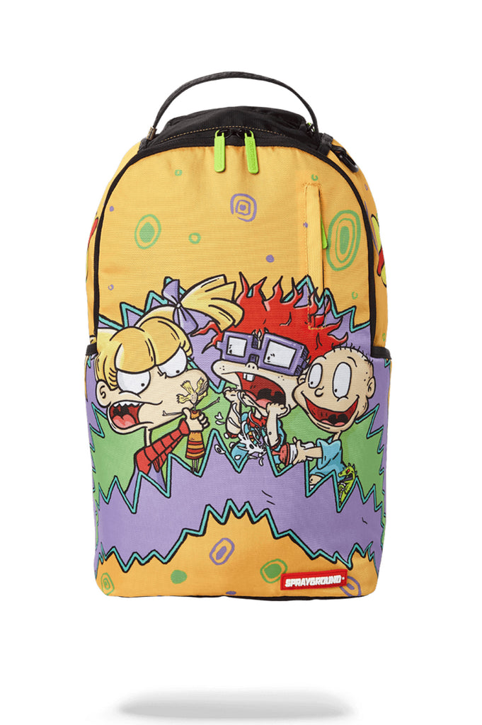 Sprayground Acc Rugrats: Playpen Backpack