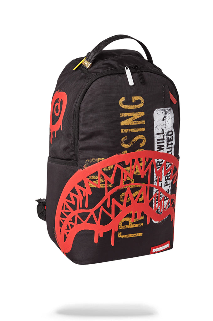 Sprayground Acc No Trespassing Backpack