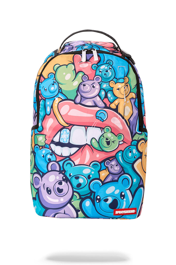 Sprayground Acc Yummy Gummy Lips Backpack