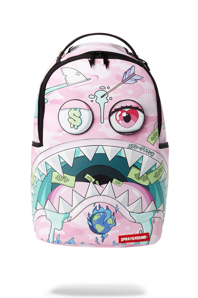 Sprayground Acc Dbd Land Backpack