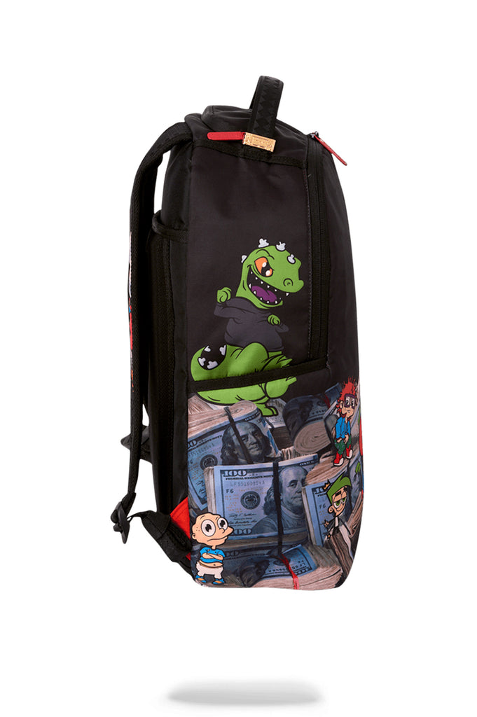 Sprayground Acc 90`s Nick: Money Stacks Backpack