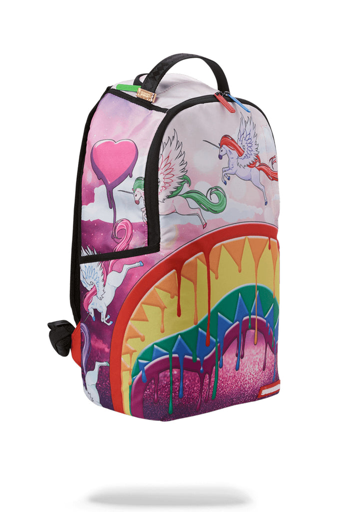 Sprayground Acc Melt The Rainbow Backpack