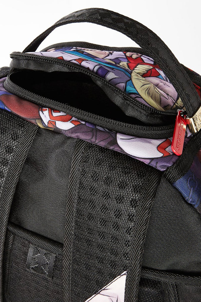 Sprayground Acc Street Fighter: Mashup Backpack