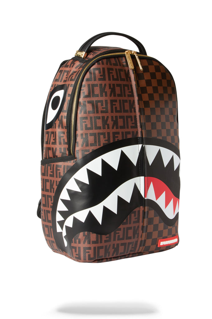 Sprayground Acc Split The Check Backpack