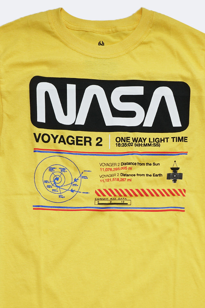 Aao Fashion Women Nasa Pop Print Graphic Tee