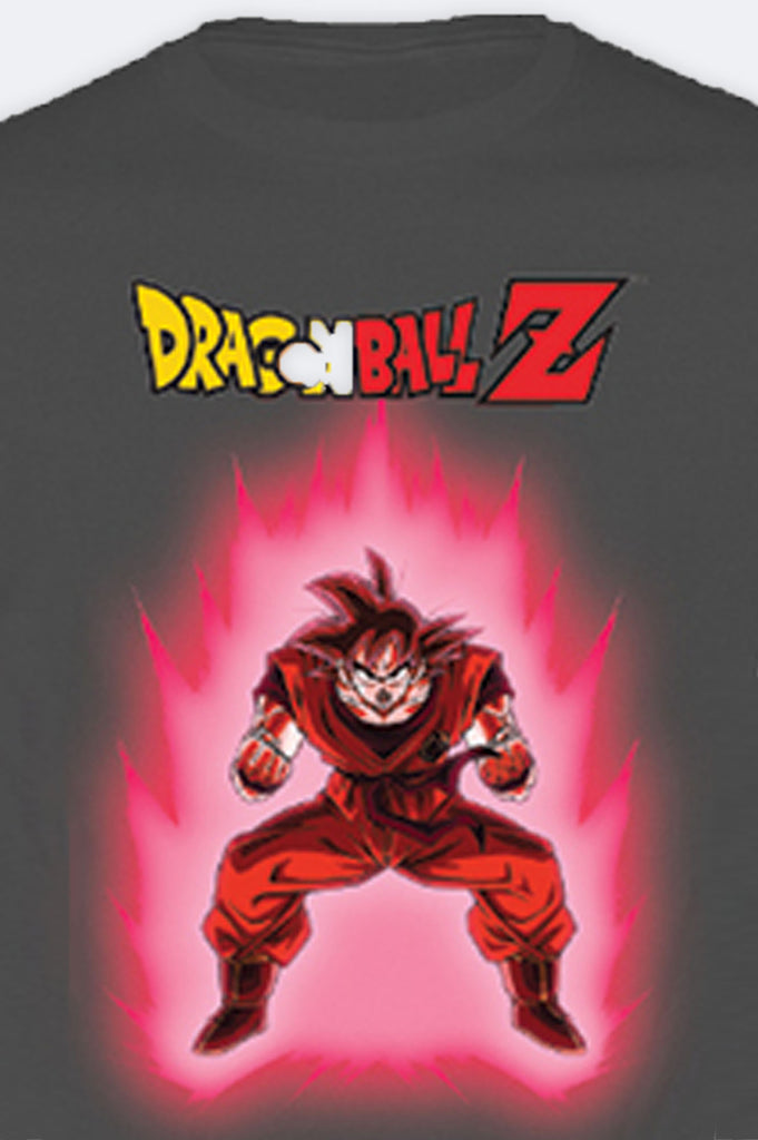 Aao Fashion Men Dragonball Goku Graphic Tee