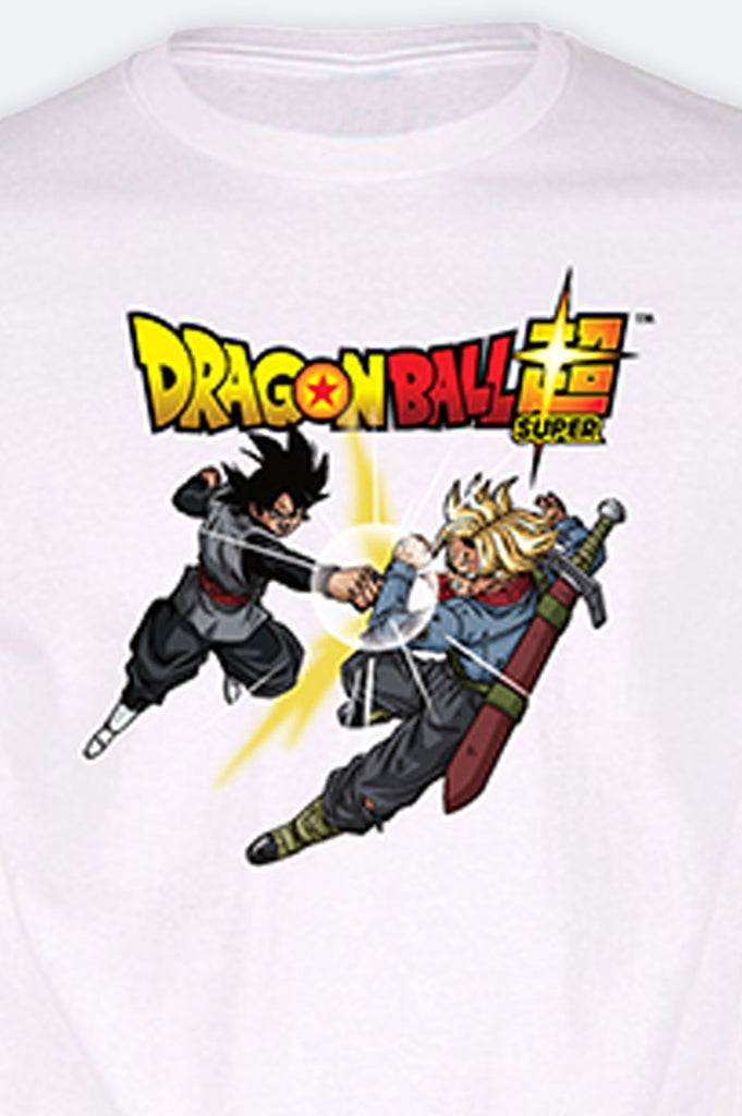 Aao Fashion Men Dragonball Trunks Graphic Tee