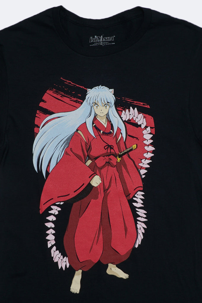 Aao Fashion Men Inuyasha Graphic Tee