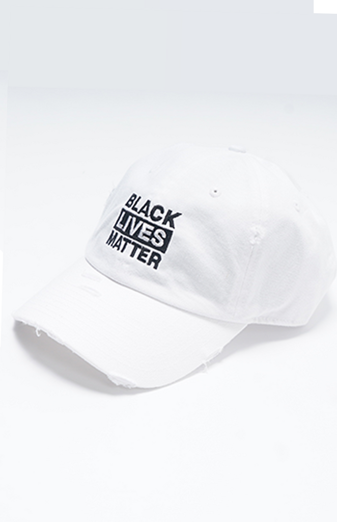 Aao Fashion Acc Dad Hat Black Lives Matter