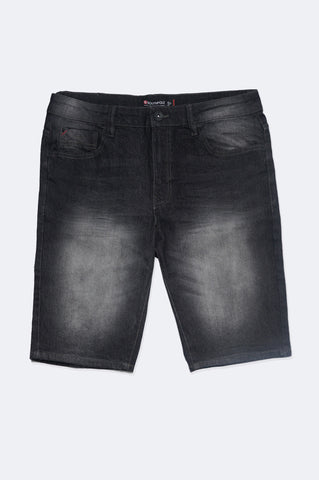 Southpole Men Rip & Repair Denim Shorts