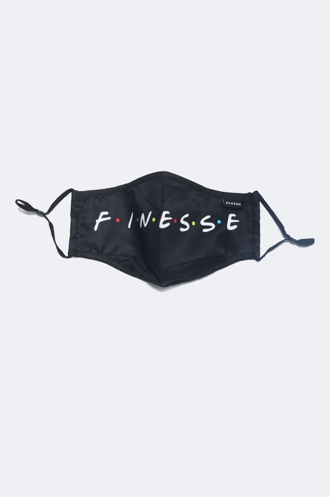 Aao Fashion Acc Face Mask Finesse