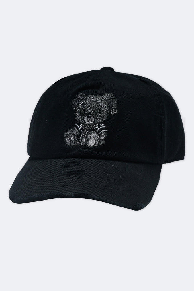 Aao Fashion Acc Savage Bear Dad Hat