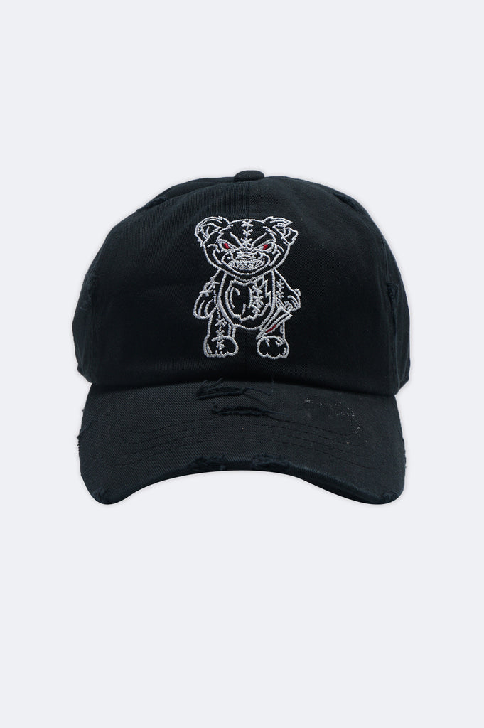 Aao Fashion Acc Killer Bear Dad Hat
