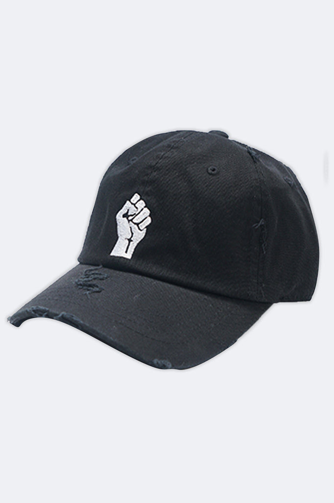 Aao Fashion Acc Fist Dad Hat