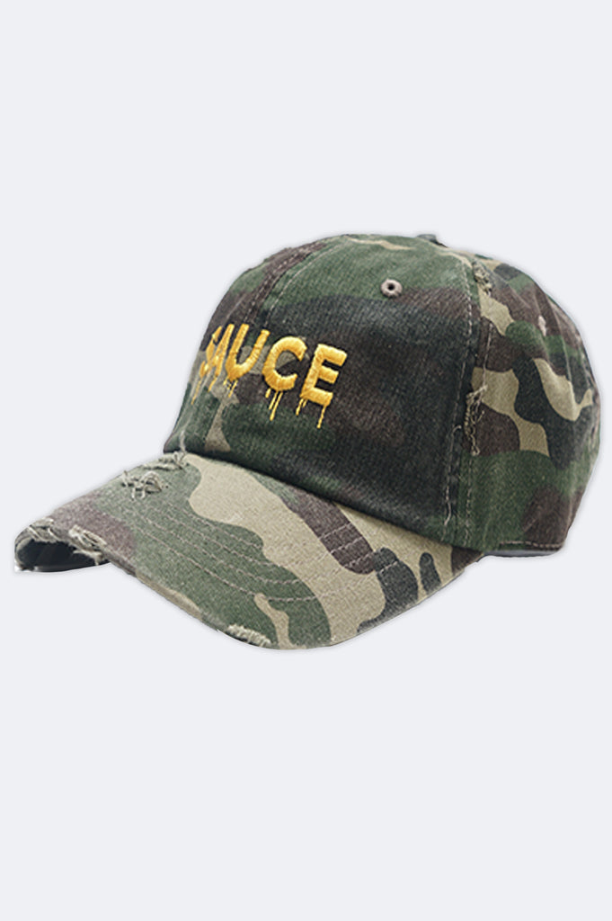 Aao Fashion Acc Sauce Drip Dad Hat