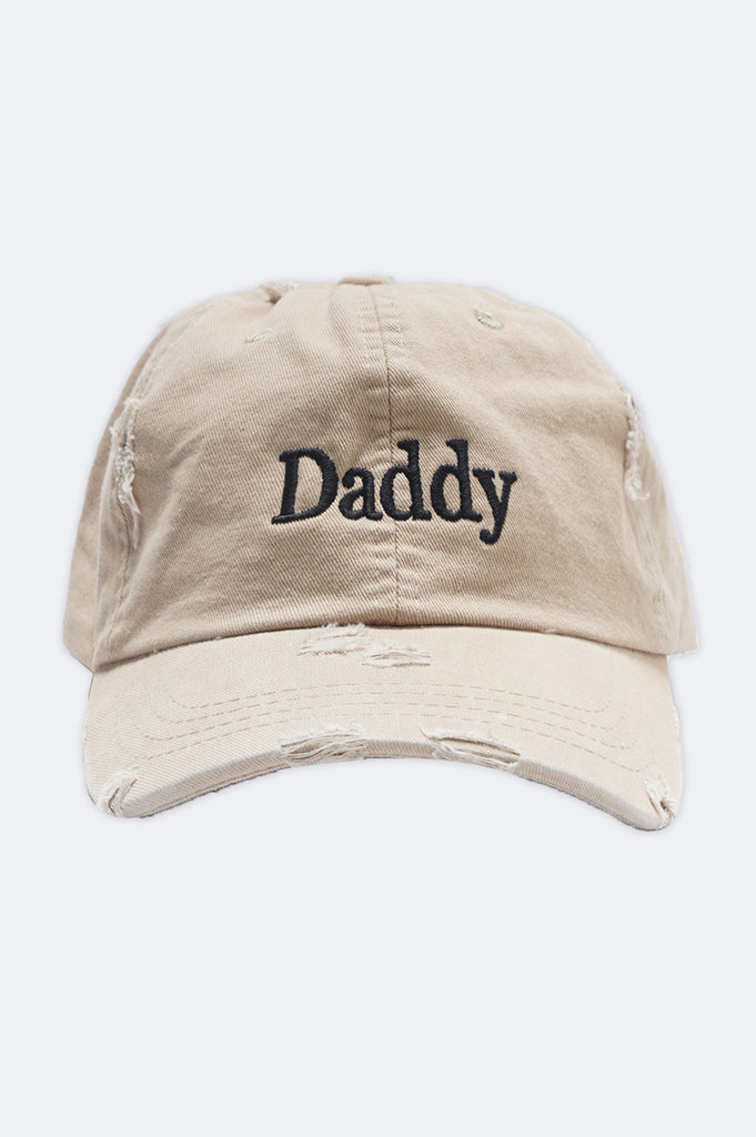 Aao Fashion Acc Daddy Dad Hat