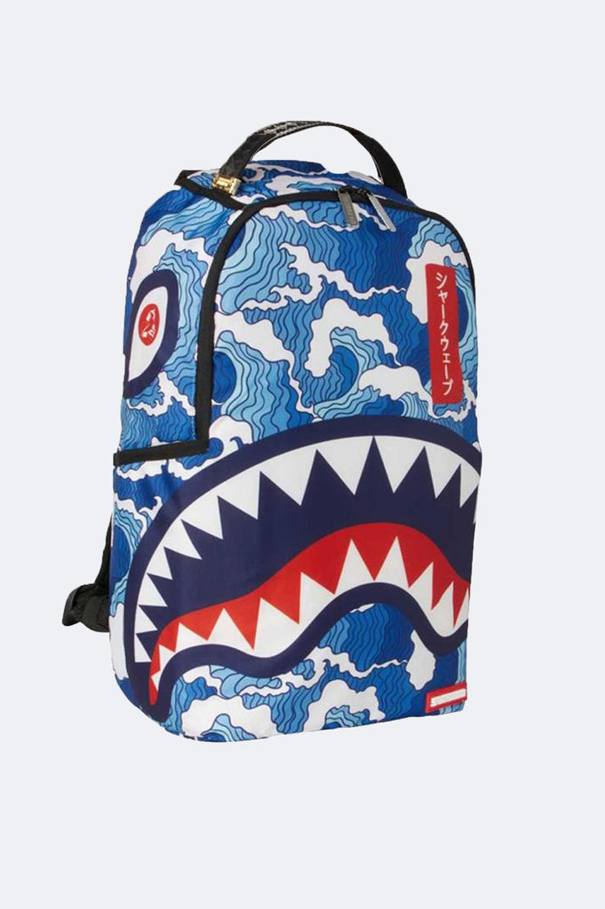 Sprayground Acc Shark Wave Backpack