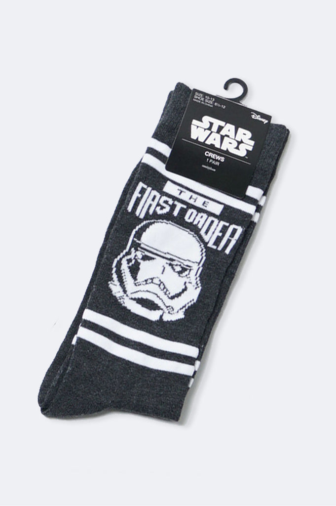Aao Fashion Acc Movie Star Wars Ep 9 Socks
