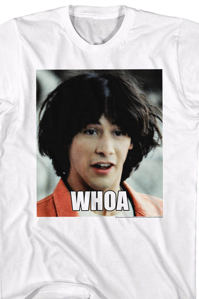 Aao Fashion Men Bill & Ted Graphic Tee