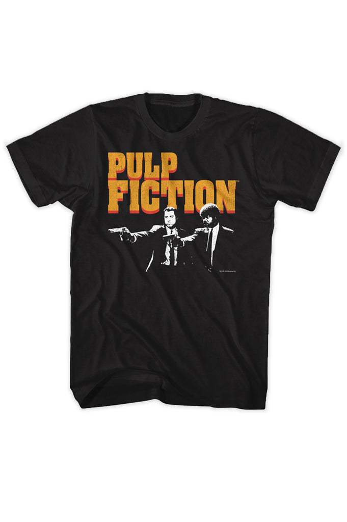 Aao Fashion Men Pulp Fiction Graphic Tee