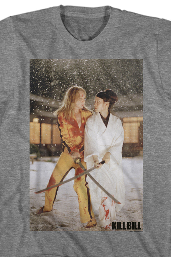 Aao Fashion Men Kill Bill Graphic Tee
