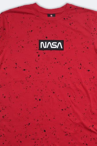 Southpole X Collaboration Men Nasa Logo S/S Tee