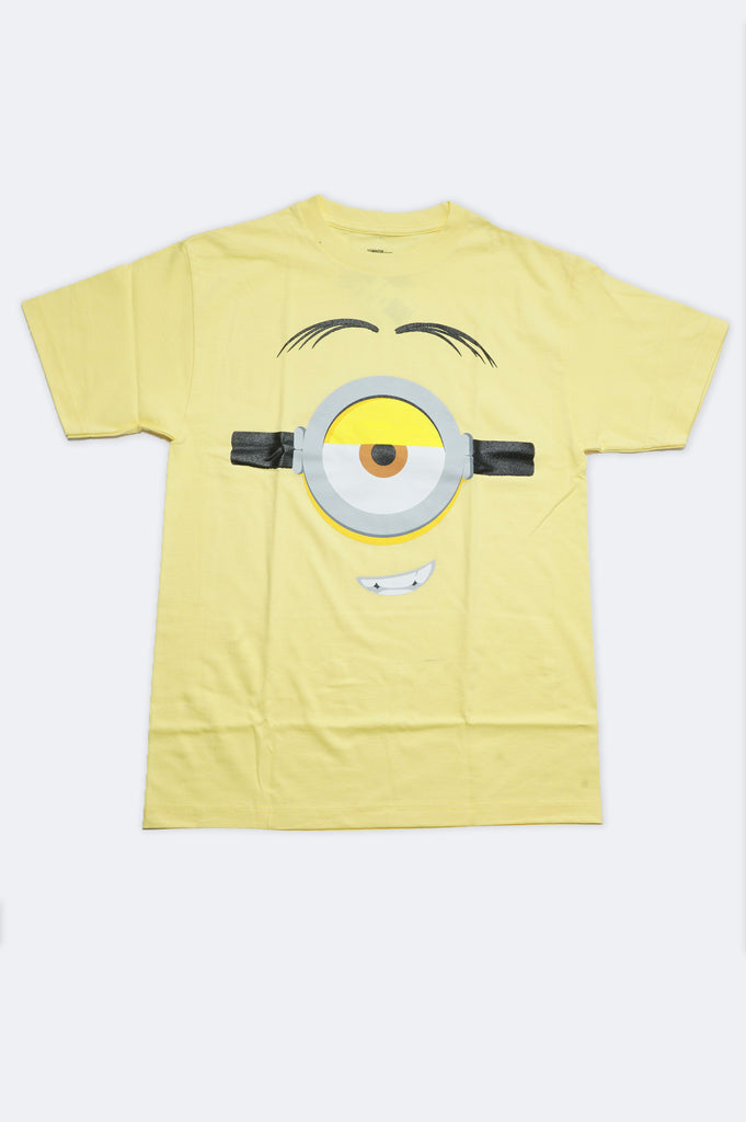 Aao Fashion Men Minions Graphic Tee