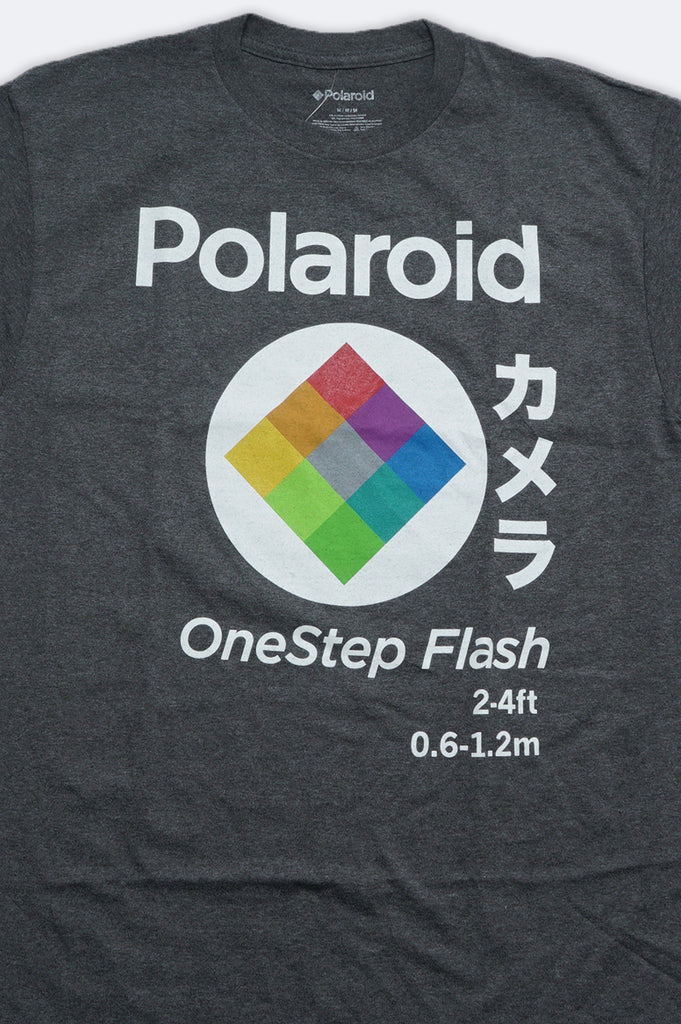 Aao Fashion Men Polaroid Graphic Tee