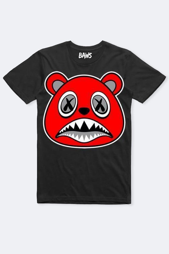 Baws  Men Angry Baws Tee