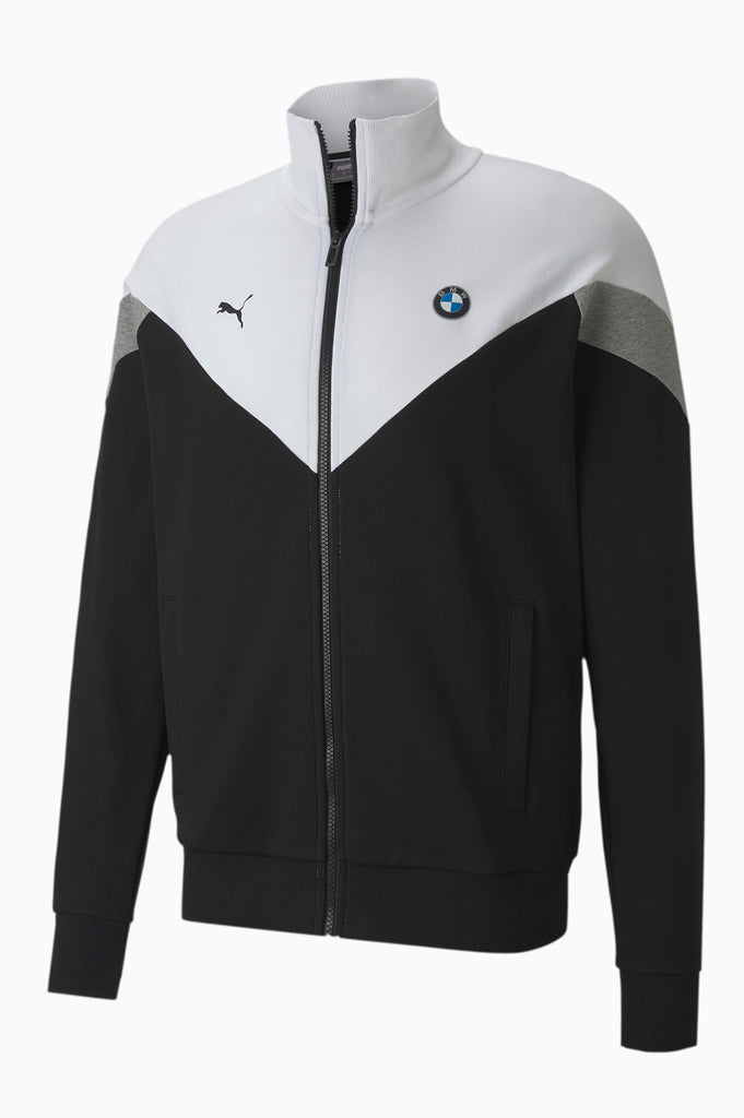 Puma Men Bmw M Motorsport Mcs Sweat Jacket