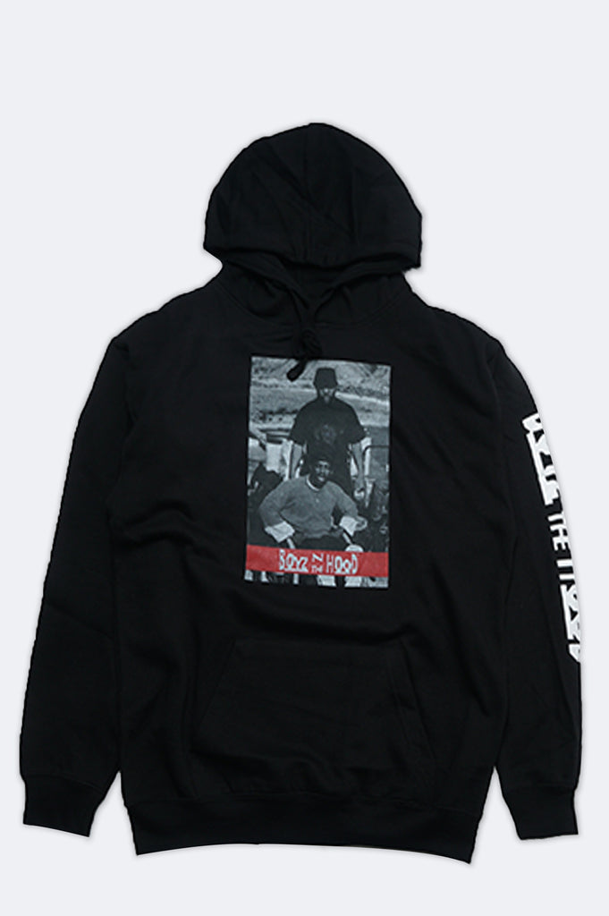 Aao Fashion Men Boyz N The Hood Group Pullover Hoodie
