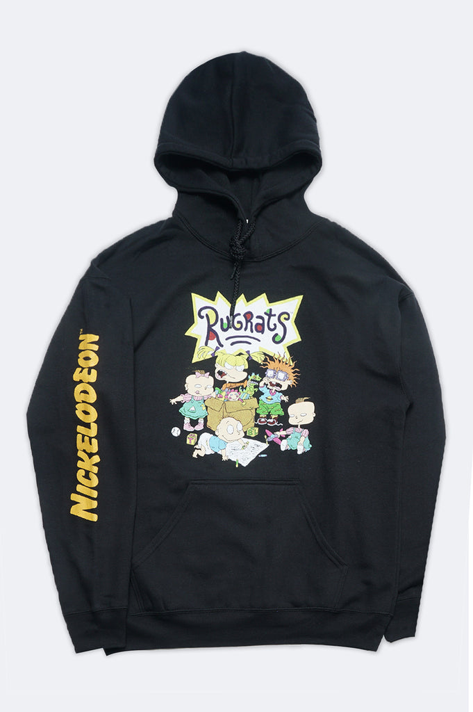 Aao Fashion Men Nickelodeon Rugrats Pullover Hoodie