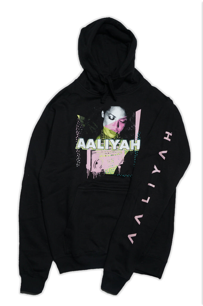 Aao Fashion Women Aaliyah Graphic Hoodie