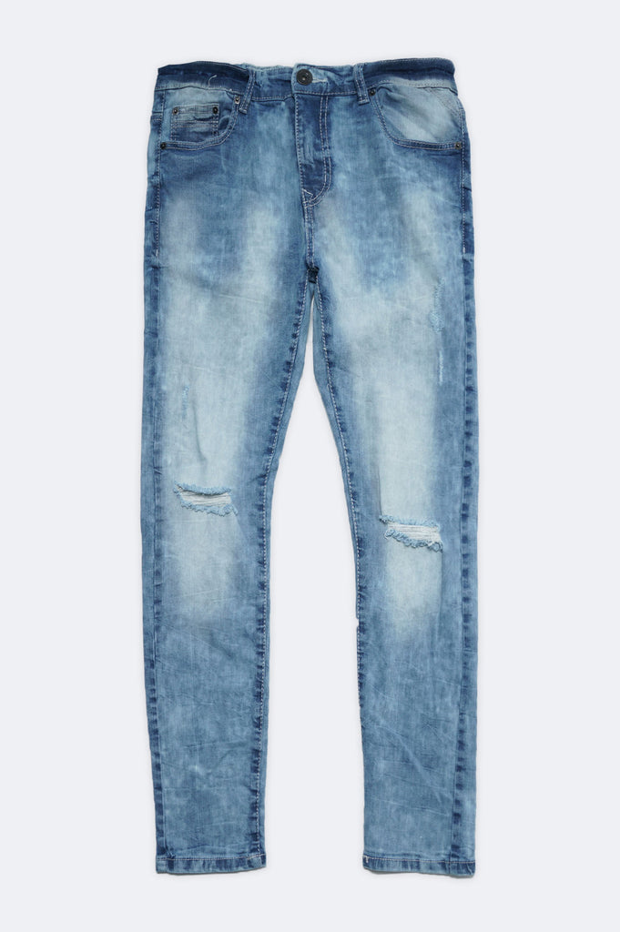 Aao Fashion Men Fashion Ripped Denim