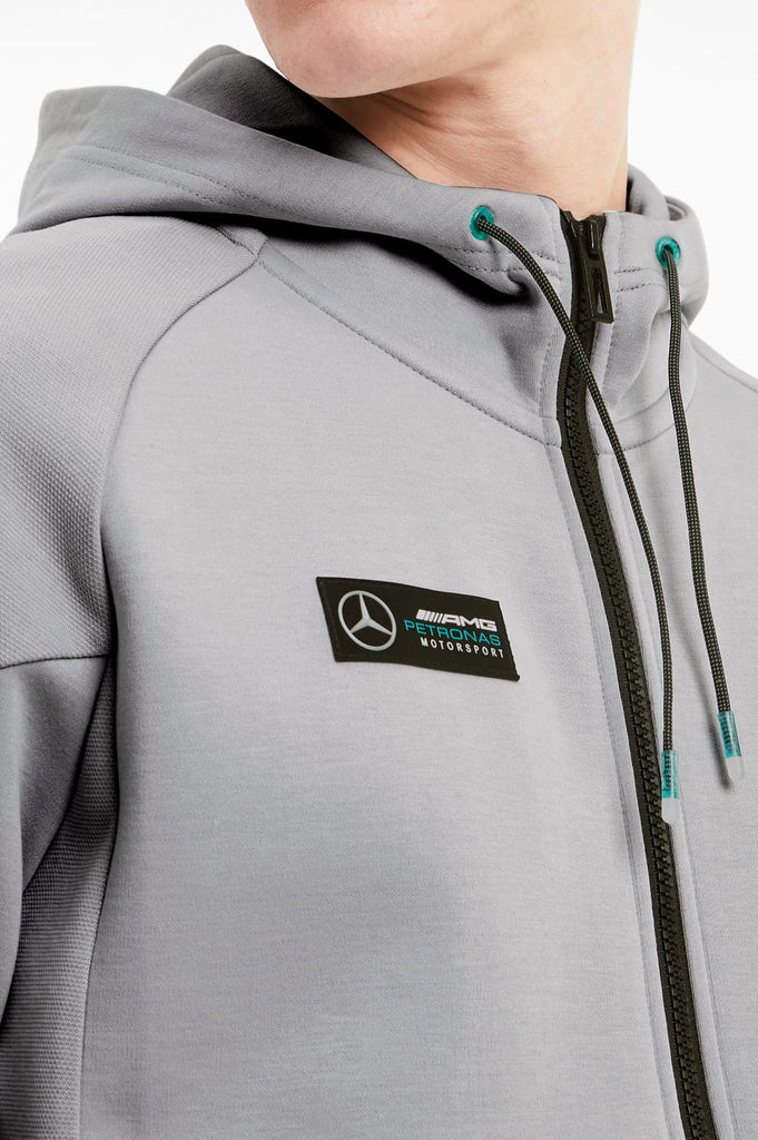 Puma Men Mercedes-Amg Petronas Men's Sweat Jacket