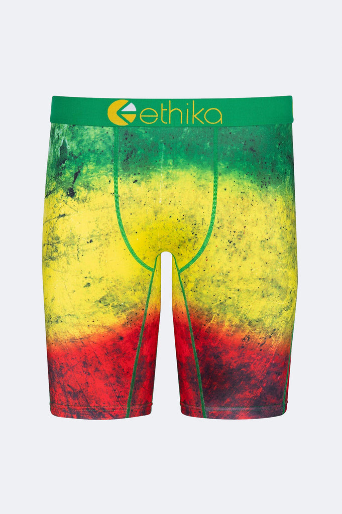 Ethika Men Jamrock Boxer Briefs