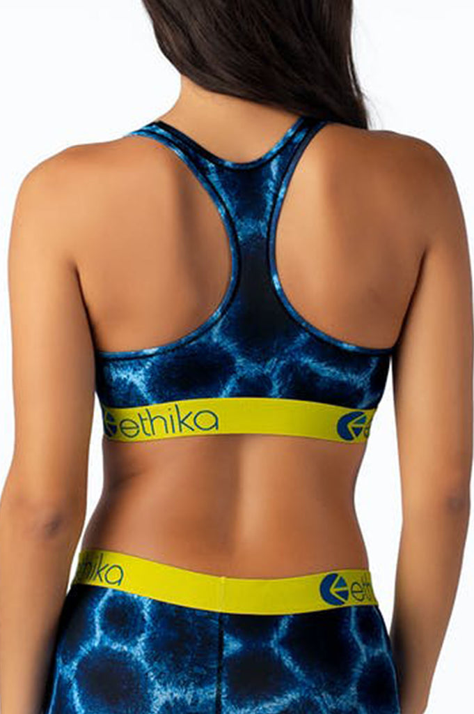 Ethika Women Iced Shark - Sports Bra