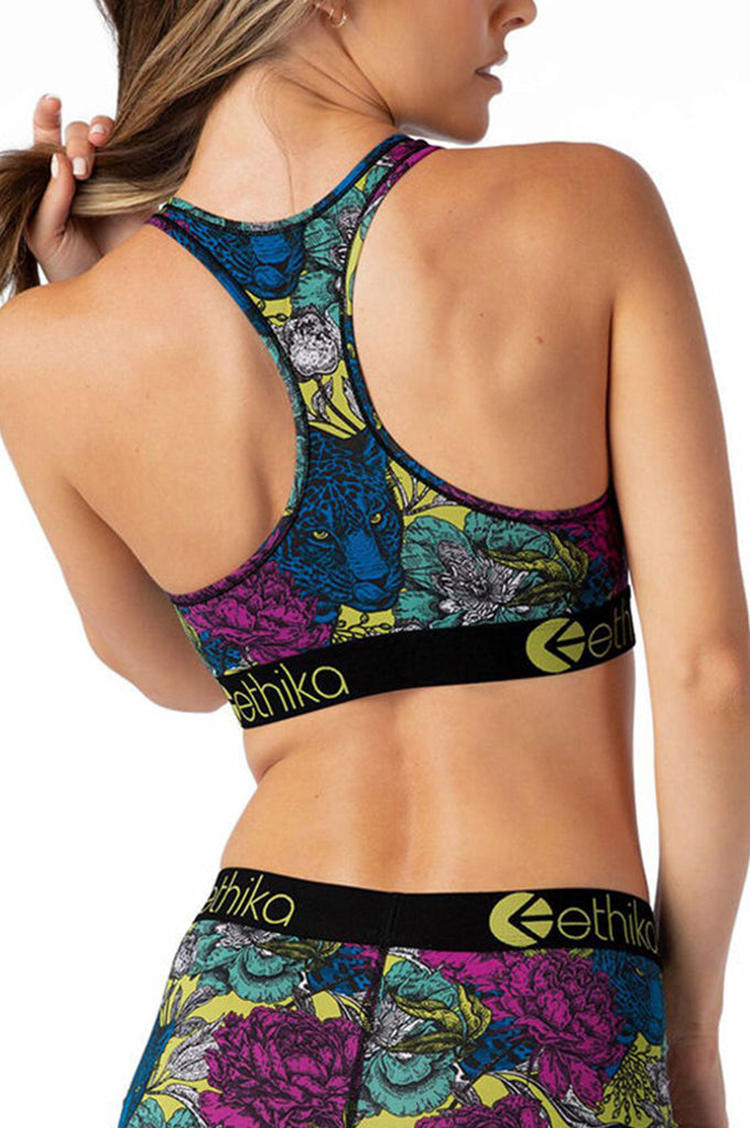Ethika Women Coloring Book - Sports Bra