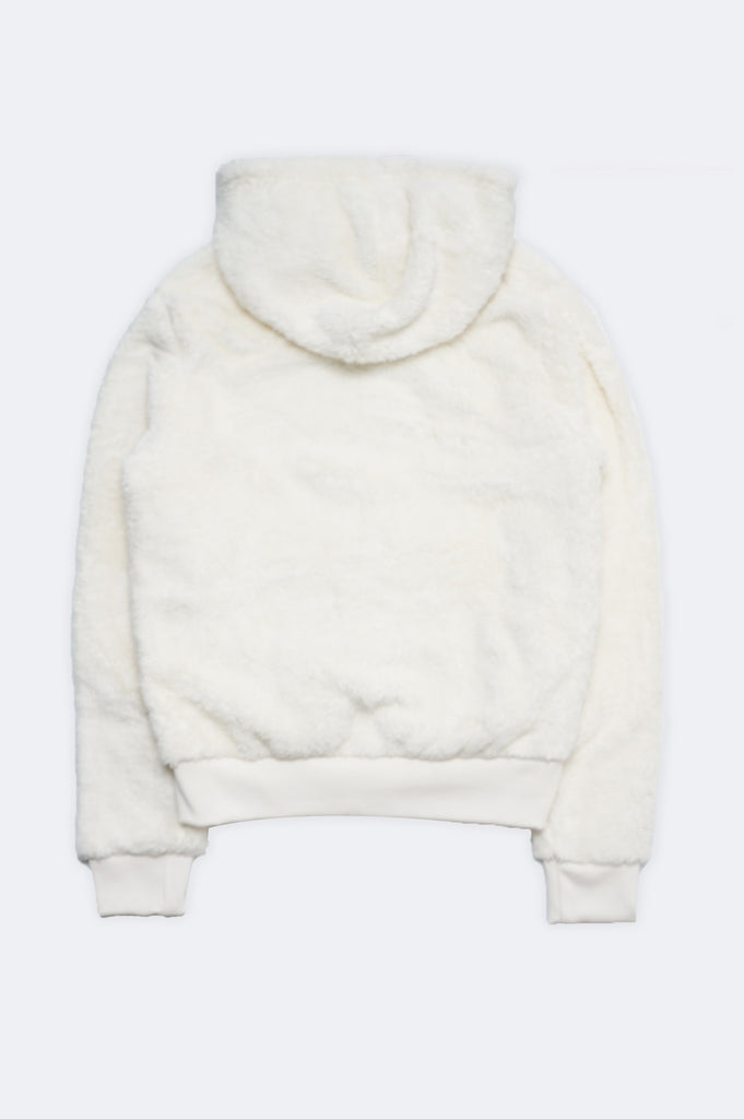 Southpole Women Pullover Sherpa Hoodie