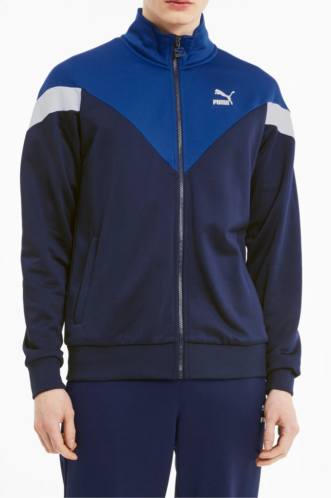 Puma Men Iconic Mcs  Track Jacket