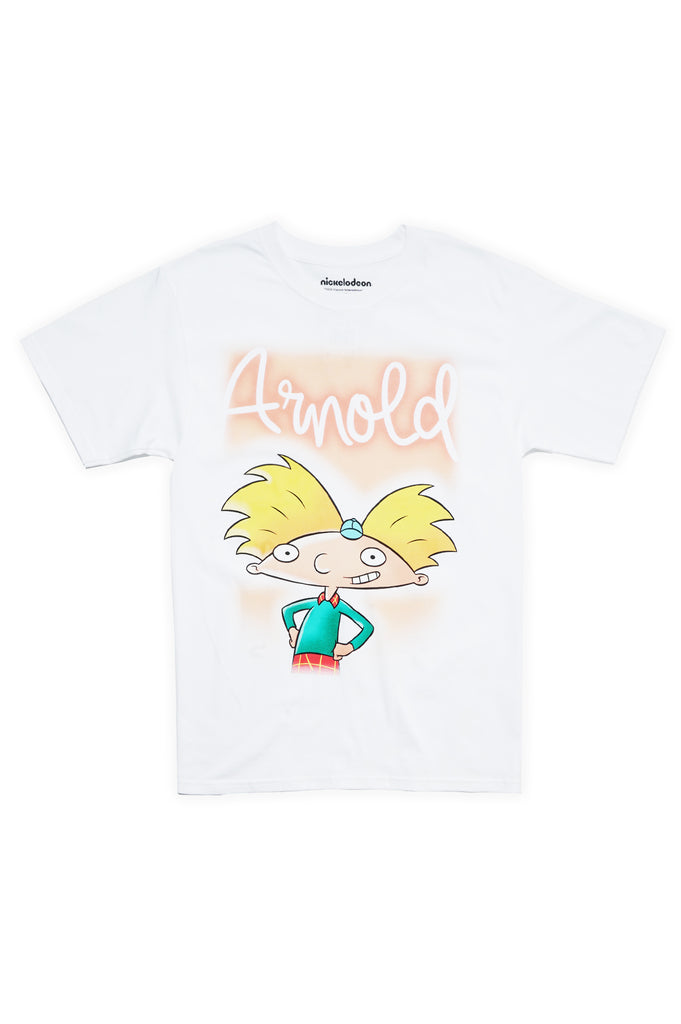 Aao Fashion Men Hey Arnold Arnold Pullover Graphic Tee