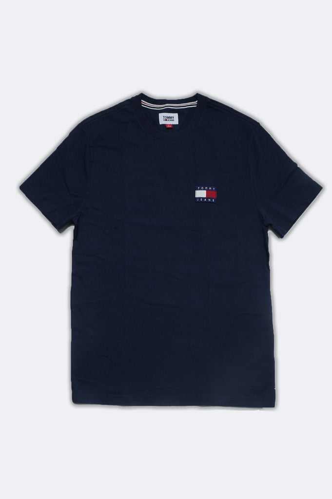 Tommy Jeans Men Albie Badge Tee