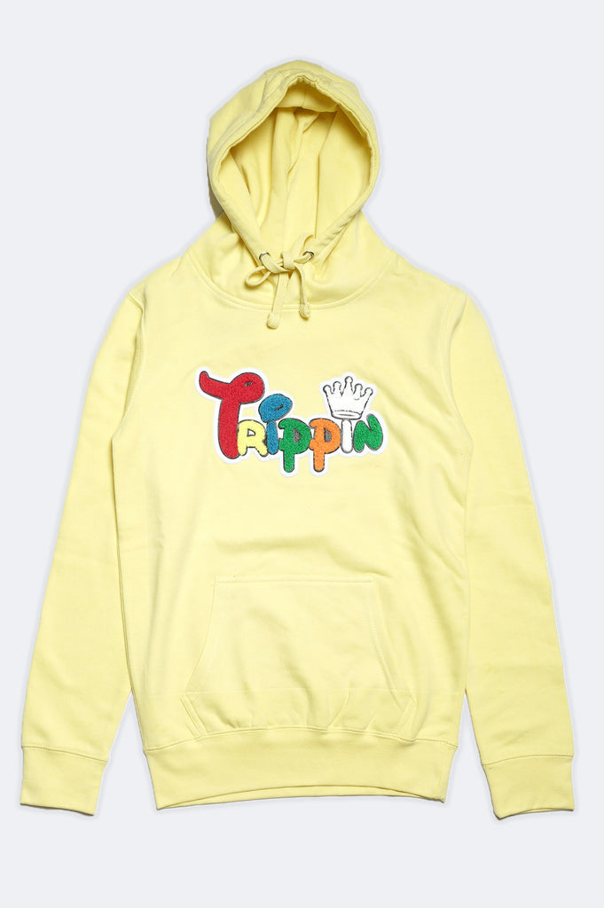 Aao Fashion Women Trippin Fleece Graphic Hoodie
