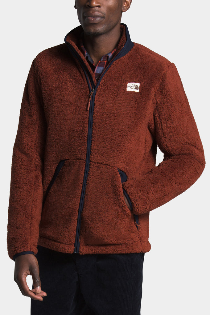 North Face Men Campshire Fullzip Full-Zip Jacket